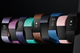 Fitbit Charge 2 (Activity Tracker Only) Heart Rate Fitness Watch Sale Cheap - $70.99