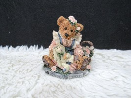 1993 Boyd's Resin To Have and To Hold...Things Are Beautiful Collectble ... - $9.95