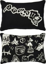 Lot of 12 Hawaii State Pillows Primitives by Kathy Travel Group Gift - $40.00