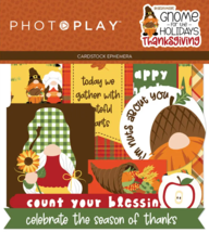 Gnome For Thanksgiving Holidays.  BASIC Kit.  CLEARANCE image 3