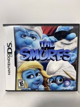 The Smurfs (Nintendo DS, 2011) TESTED & Working. Complete With Case & Ma... - $12.99