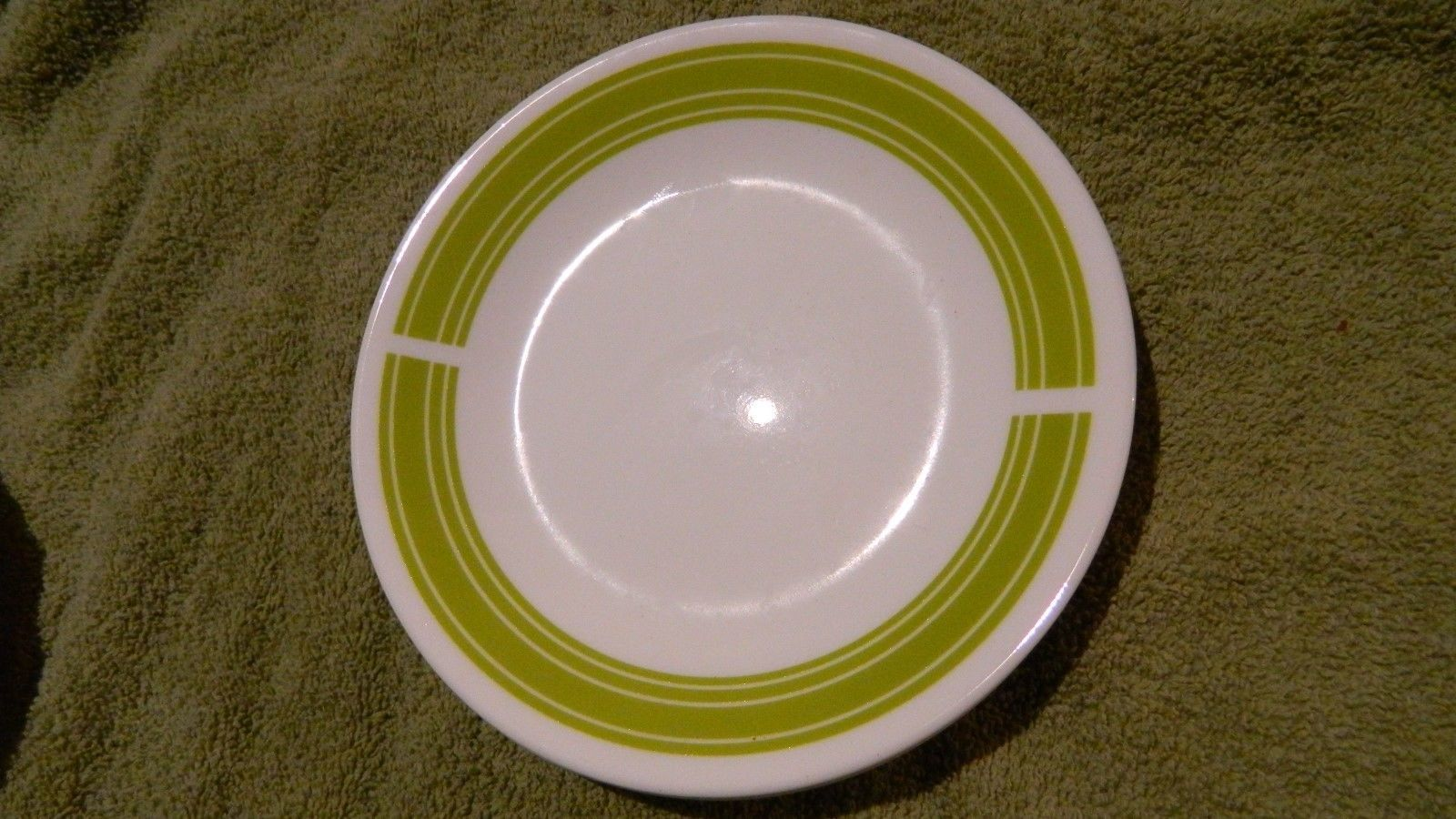 Primary image for CORELLE MEMORY LANE BREAD / DESSERT PLATES 6.75 INCH x 4 NEW FREE USA SHIPPING