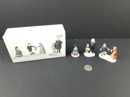 Dept 56 Heritage Village Collection A Peaceful Glow On Christmas Eve #58300 - $14.72