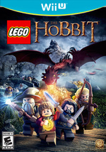 LEGO:THE HOBBIT NLA  - Wii U - (Brand New) - $30.54
