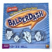 Balderdash Board Game Hilarious Bluffing Game Mattel 2009 Edition Sealed - $18.80