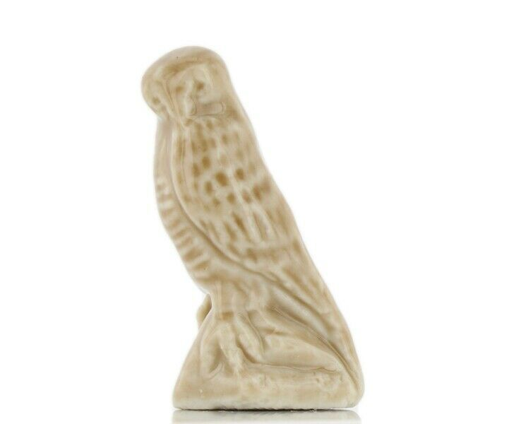 Wade Whimsies Porcelain Miniature Bird Falcon