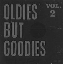 Oldies But Goodies Vol 2 ( CD ) - $2.75