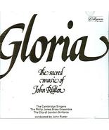 Gloria: Sacred Music of John Rutter - $19.99
