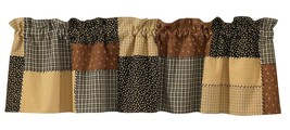"Park Designs Cider Mill Lined Valance, 60 x 14"" - $25.83"