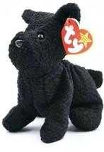 Ty Scottish Terrier Black Scottie Terrier Dog 1996 Pre-Owned  - $2.93