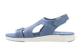 Ryka Stretch Knit Sport Sandals Micha Tempest 8M NEW A348990 - $52.45