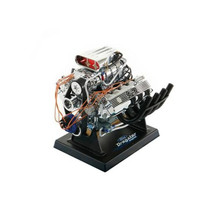 Engine Ford Top Fuel Dragster 427 SOHC Supercharged 1/6 Model by Liberty... - $89.37