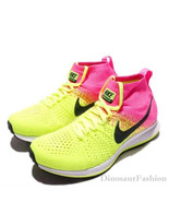 NIKE ZM PEGASUS  ALL OUT FLYKNIT OC(GS) <848788-700>,WOMEN'S RUNNING Sho... - $67.95