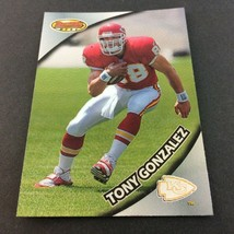 Tony Gonzalez 1997 Bowman's Best Rookie Card #101 NFL HOF Kansas City Chiefs - $4.90