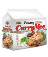 MALAYSIAN DELICIOUS INSTANT NOODLES PENANG WHITE CURRY MEE(4x105gm) EXPR... - $18.90