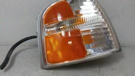 2002-2004 Ford Explorer Passenger Right Oem Front Light Lamp 91336 - $25.76