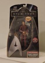 """Star Trek Cadet Chekov 6"""" Action Figure Warp Collection 2009 Playmates - $19.75"""