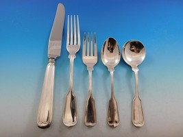 Fiddle Thread by Frank Smith Sterling Silver Flatware Set Dinner Service 40 Pcs - $2,605.50