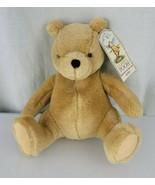 "Gund Classic Winnie The Pooh Bear Plush Stuffed Animal Toy Disney 9"" NEW... - $34.64"