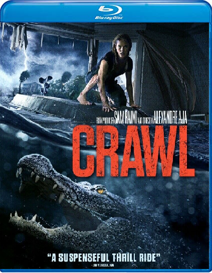 Crawl  [Blu-ray + DVD]