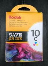 Kodak 10c Color Ink Cartridge New - $10.88