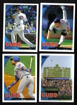 2010 Topps Chicago CUBS Team Set Both Series 1 & 2 (22 cards) - $2.00