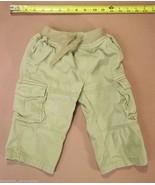 The Childrens Place Boys Pants 18 Mos Khaki - $9.12