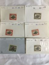 Vintage British New Guinea Papua 1438+ Postage Stamp Lot $948 Value Airmail image 10