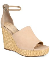 Jessica Simpson Suella (Sand Dune Lux Kid Suede) Women's Shoes 10M - $39.99