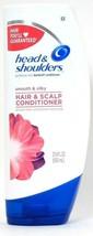 1 Bottle Head & Shoulders 21.9 Oz Smooth Silky Hair & Scalp Dandruff Conditioner - $17.99