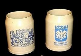 German Mugs  AB 631 Set of 2 Vintage