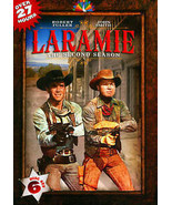 Laramie ~ The Complete 2nd Second Season 2 Two ~ BRAND NEW 6-DISC DVD SET - $39.55