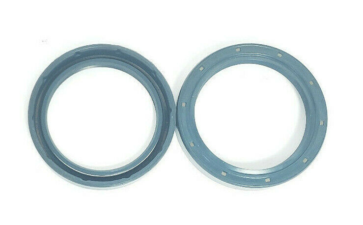 LOT OF 2 NEW CFW BAU3SLX2 OIL SEALS, 50-65-10/7, 50MM X 65MM X 10/7MM