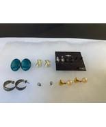 Lot of 10 vintage Pierced earrings. - $10.00