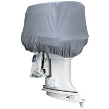 Attwood Road Ready™ Cotton Heavy-Duty Canvas Cover f/Outboard Motor Hood 11 - $36.77