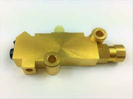PV2-GM Disc/Drum Proportioning Valve - Brass image 2