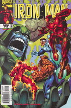 Iron Man (3rd Series) #14 VF/NM; Marvel | save on shipping - details inside - $1.75