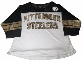 Pittsburgh Steelers NFL Team Apparel Women's Jersey Size Medium NWOT - $21.73