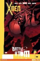 X-men Vol 4 #6 [Comic] [Jan 01, 2013] Brian Wood - $1.97