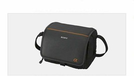 Sony LCS-BDF Mirrorless Camcorder Compact Shoulders Pads Soft Carrying Case_Rd - $53.90