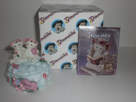 Dreamsicles Hold My Hand Trinket Box 12035 Collectible Gift Cast Art Ind... - $15.88