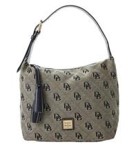 Dooney & Bourke Women's Classic Logo Maxi Quilt Paige Sac Bag, Black, 81... - $245.52