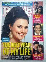 People Mar 2010 Preity Zinta Kim Carlos Arjun Rampal Julia Roberts Oscar... - $8.99
