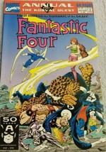 Fantastic Four Annual #24 - Marvel Comics - 1991 - Comic Book - The Korvac Quest - $5.00