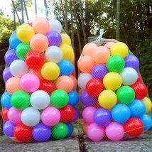 150pcs Ocean Wave Balls Plastic Pit - £18.76 GBP+