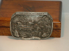 Premium & Specialty Co The American Farmer Belt Buckle - $23.76