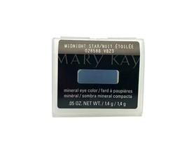 Mary Kay Mineral Eye Shadow Color Midnight Star 028588 1F13 New .05 Oz - $7.23