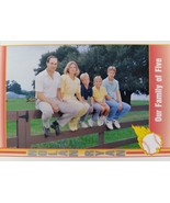 BASEBALL  1991  PACIFIC - NOLAN  RYAN - OUR FAMILY OF FIVE - #103 - (MINT) - $14.99
