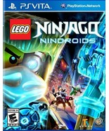 LEGO Ninjago Nindroids - PlayStation Vita [video game] - $13.65