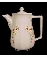 Hall Autumn Leaf Bellevue Coffee Pot Jewel T Tea NALCC - $79.95